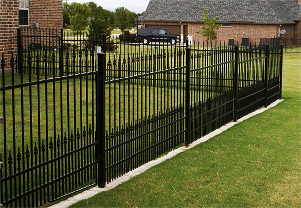 Metal Fence Companies Frisco | Steel Fencing Frisco | Wrought Iron Fences Frisco
