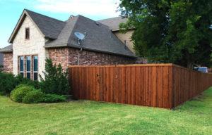frisco fence companies | wood fences | board on board fence | fence companies frisco tx