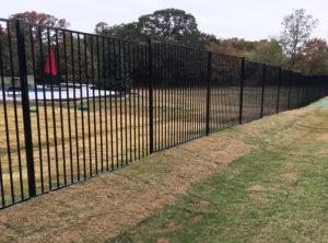 wrought iron fence company Frisco Fence Companies