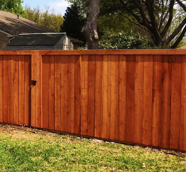 Now For A Free Cedar Wood Fence Estimate