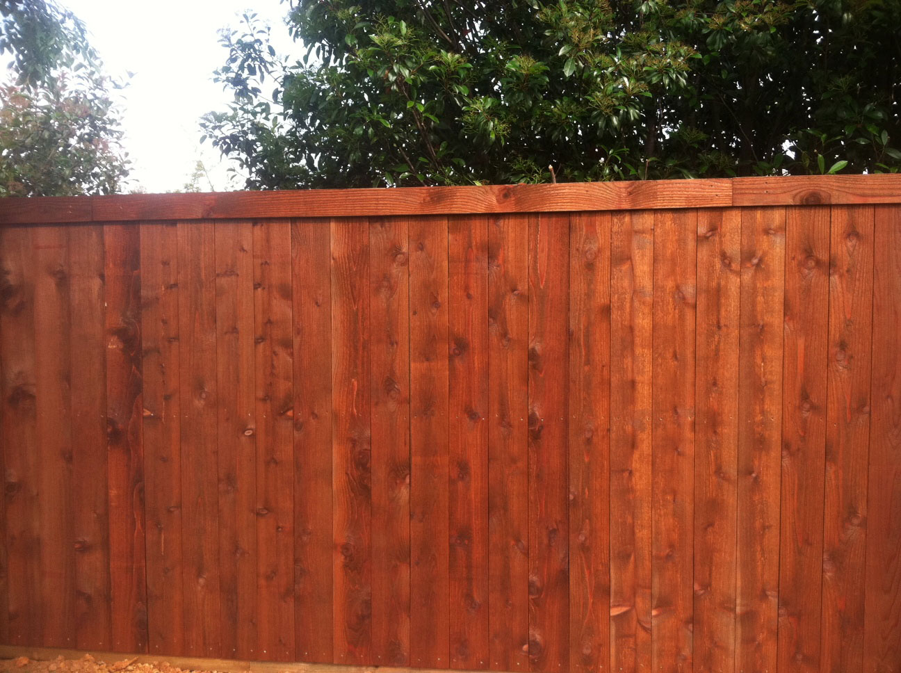 Low Cost Cedar Fences A Better Fence Company Low Price