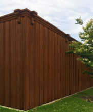 fence companies aubrey privacy fence
