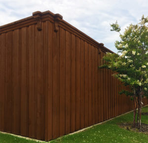 little elm fence companies wood fence trim and corbels custom privacy fence