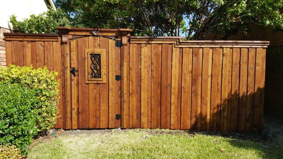 A Better Fence Company | Wood Fence Styles | Types of Wood Fences