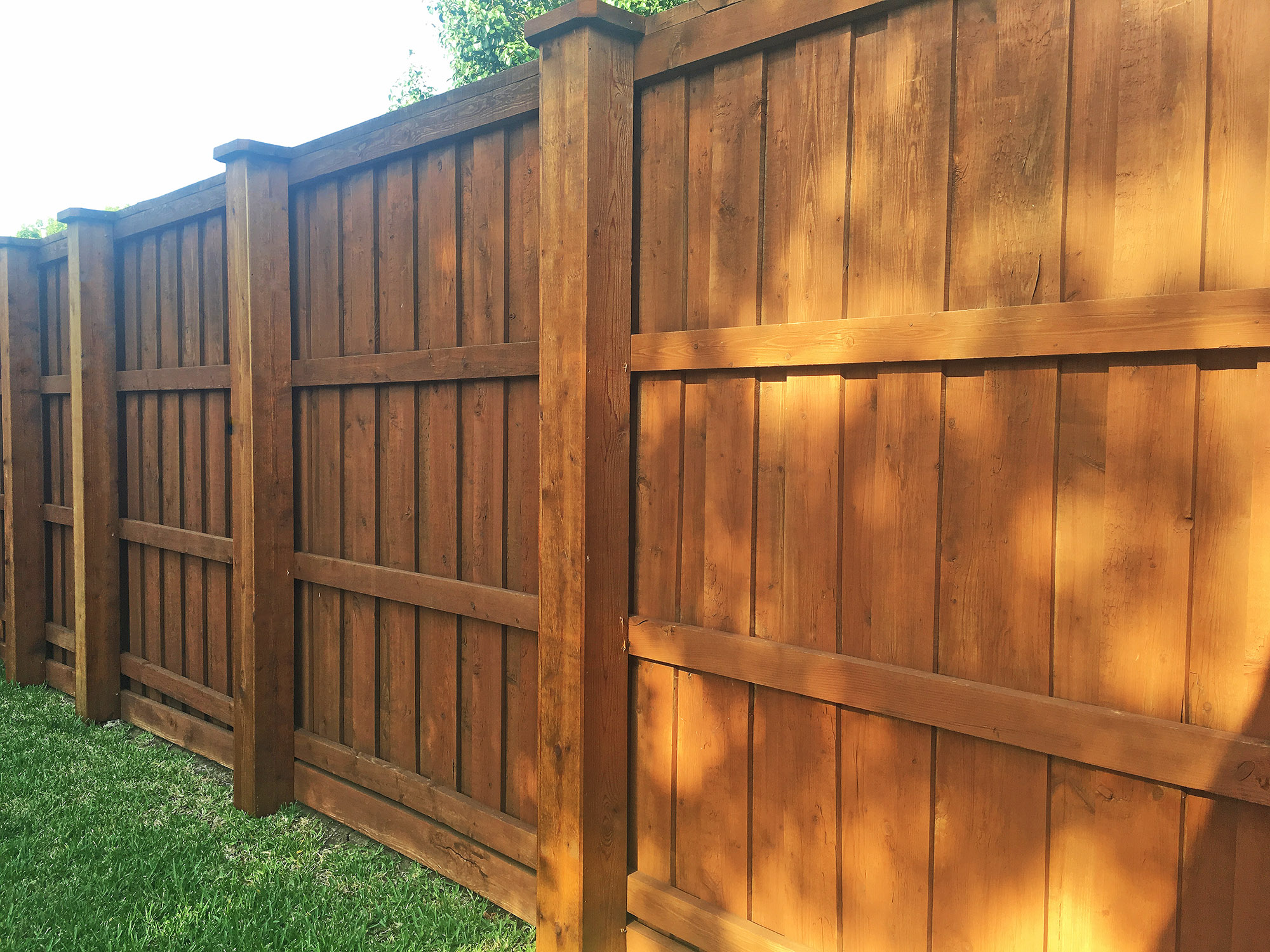 A Better Fence Company | Veteran Owned Local A+ Fence Companies | Fence Replacement | Driveway Gates | Patio Covers