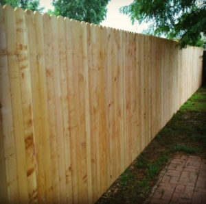 Low Cost Wood Fences A Better Fence