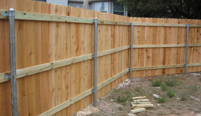low cost wood fences cheap wood fence companies