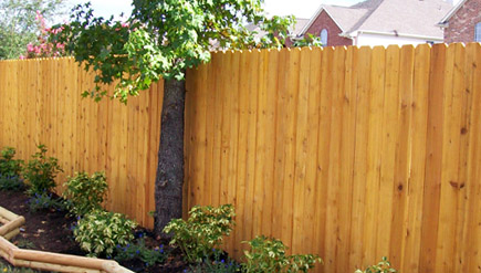 call today for a free basic wood fence estimate