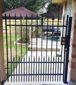 Wrought Iron Fences Denton | Wrought Iron Gates | Fence Contractors Denton | Metal Gates Denton | Aluminum Fencing