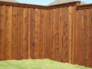 Fence Companies Pilot Point TX | Cedar Wood Fence | Board on Board