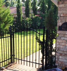 frisco wrought iron fence companies metal fence companies aluminum fencing