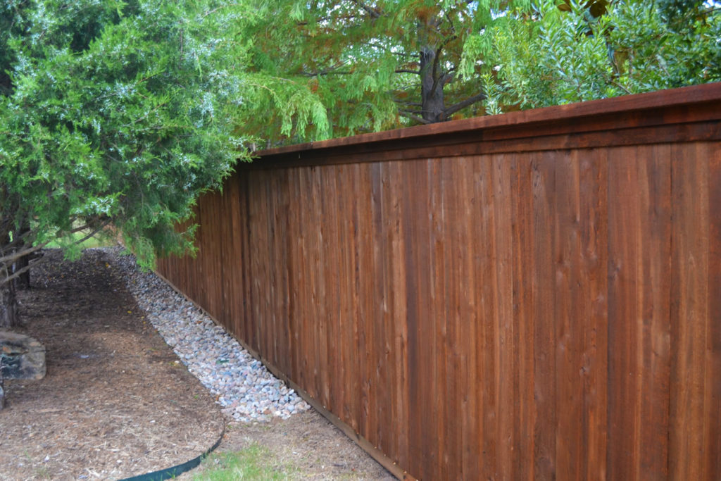 wood fence styles A Better Fence Company | Wood Fences Aubrey TX