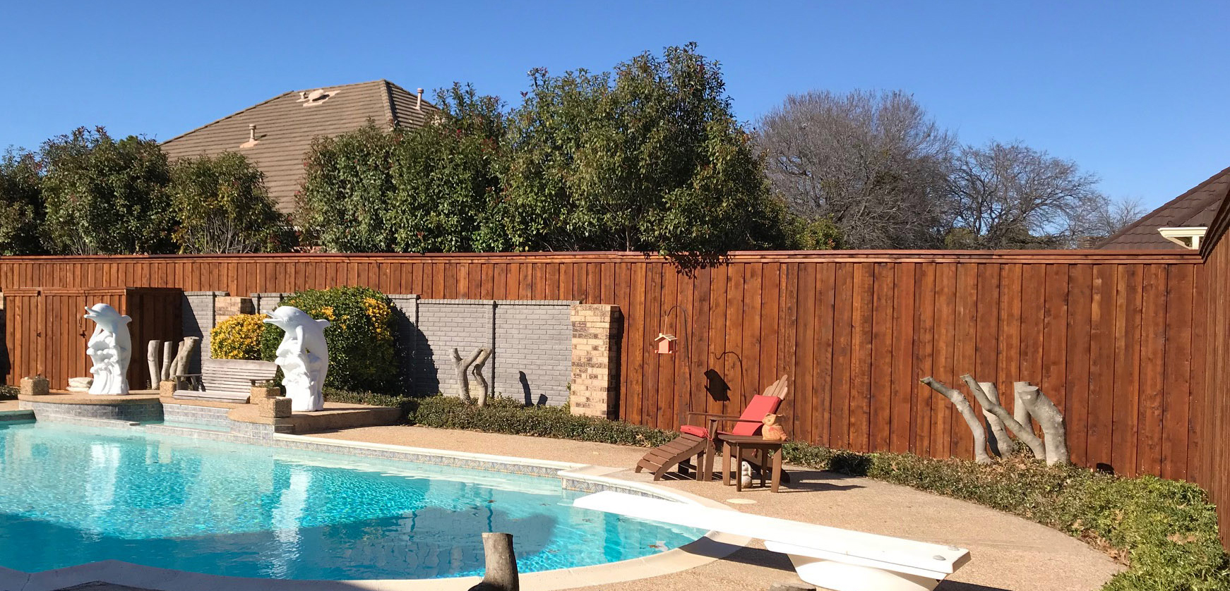 Mckinney Fence Companies | Fence Builders | Wood | Wrought Iron Fence Companies