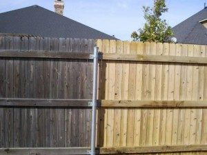 Fence Staining Companies Denton | Pressure Washing and Staining Denton