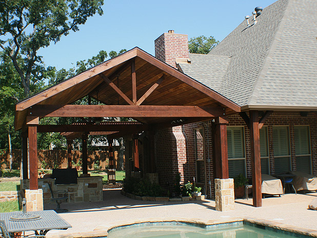 Arbors, Pergolas U0026 Patio Covers Gallery