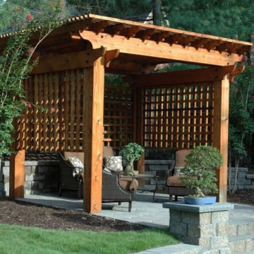 Patio Cover Company Little Elm |A Better Fence| Pergolas |Arbors |Deck