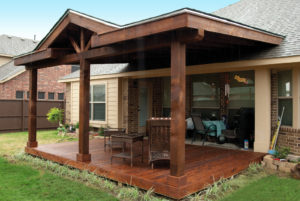 Mckinney Arbors | Pergola with Roof | Patio Cover Companies Frisco