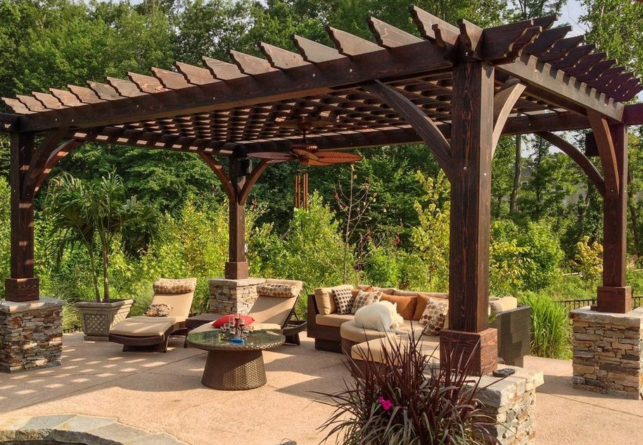 Arbors, Pergolas & Patio Covers