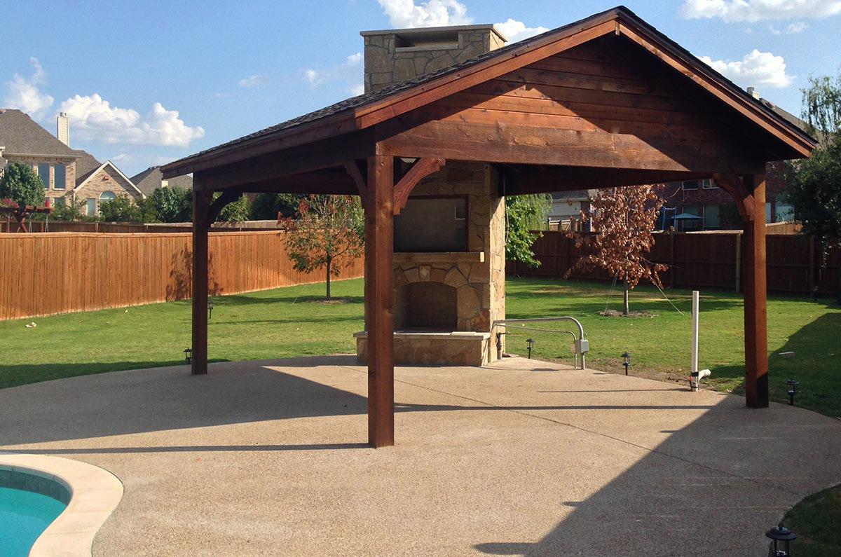 Patio Cover Company Arbors Pergolas A Better Fence