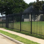 wrought iron fencing company metal fences aluminum fencing