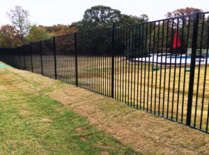 wrought iron fence companies mckinney fence companies metal fence company