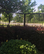 wrought iron fences metal fences wrought iron fence companies a better fence company