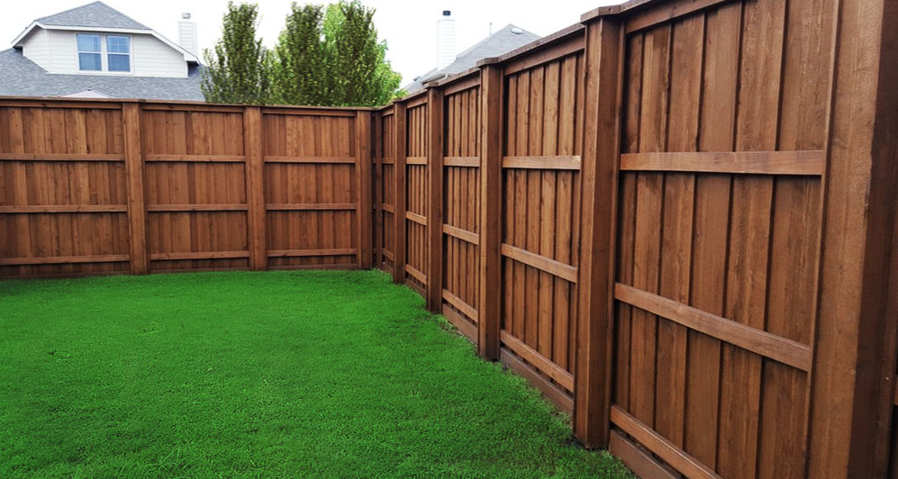 Privacy Wood Fence Gallery Plano Fence Company