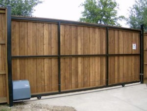 A Better Fence Company | Driveway Gate Companies Denton