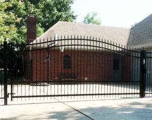 Automatic Gate Installation Mckinney TX   Driveway Gate Company