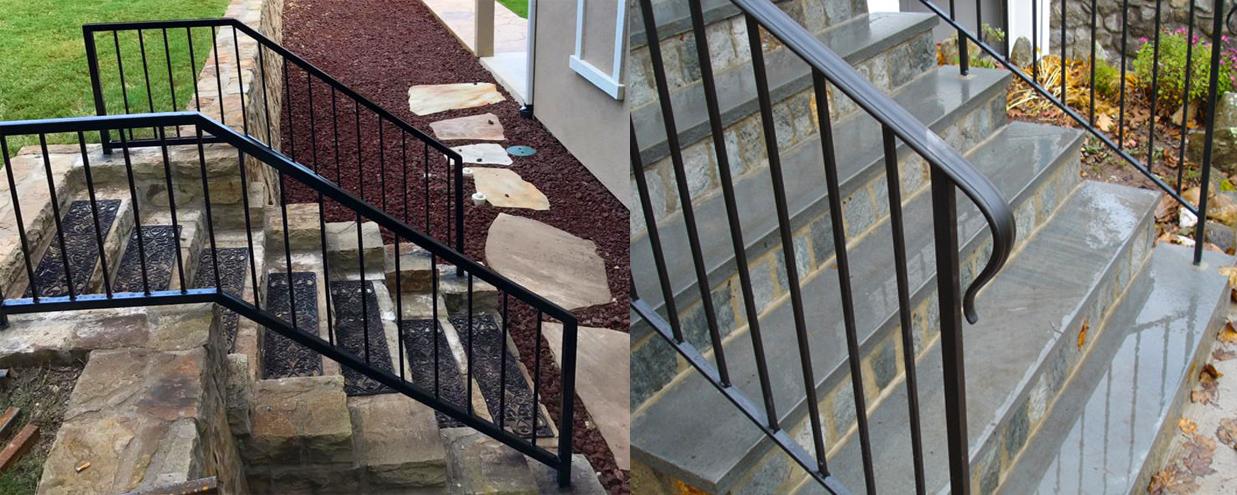 Handrail Installation Companies | Stairway Railings | Safety Rails