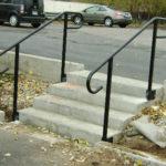 Iron Handrail | Handrail Installation Company | Wrought Iron Handrails