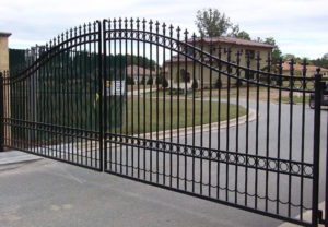 Frisco Driveway Gate Companies | Automatic Gate Installation Frisco | Wrought Iron | Solar
