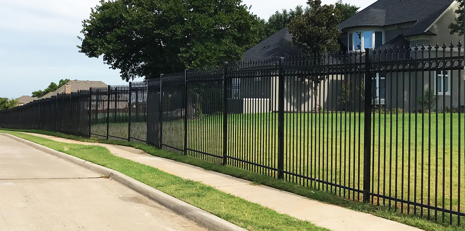 Frisco Iron Fence Companies | Wrought Iron Fence Company Frisco | Aluminum