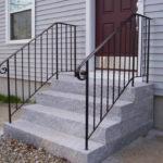 handrail installation companies stairway railing iron handrail company handrails