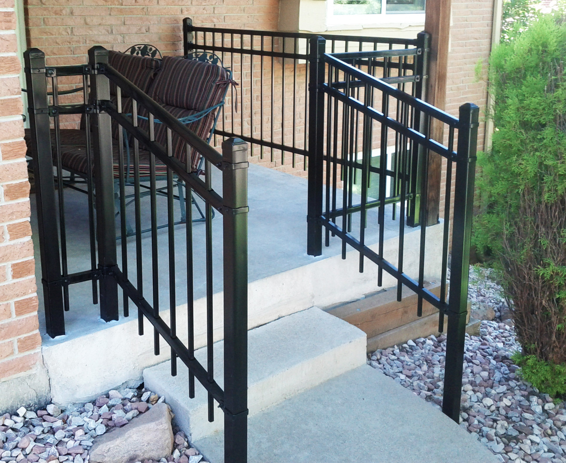 Custom Stair Railings & Safety Railings