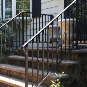 Handrail Installation Mckinney | Handrail Companies | Stairway Railing Installers Mckinney